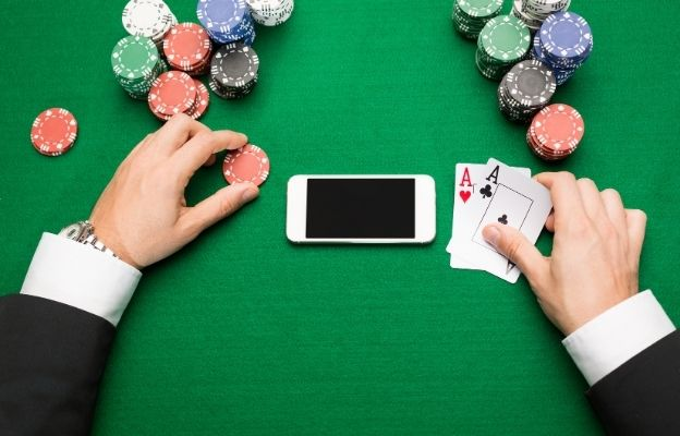 Setting a budget for casino games winnings