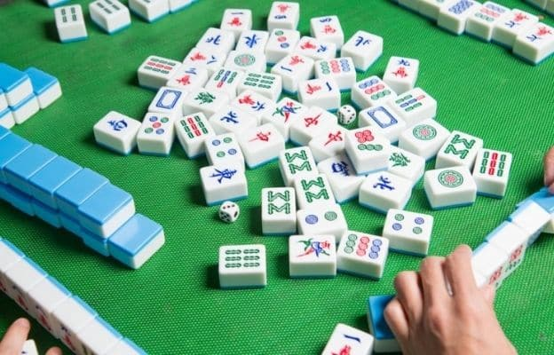 Asian Casino Games mahjong